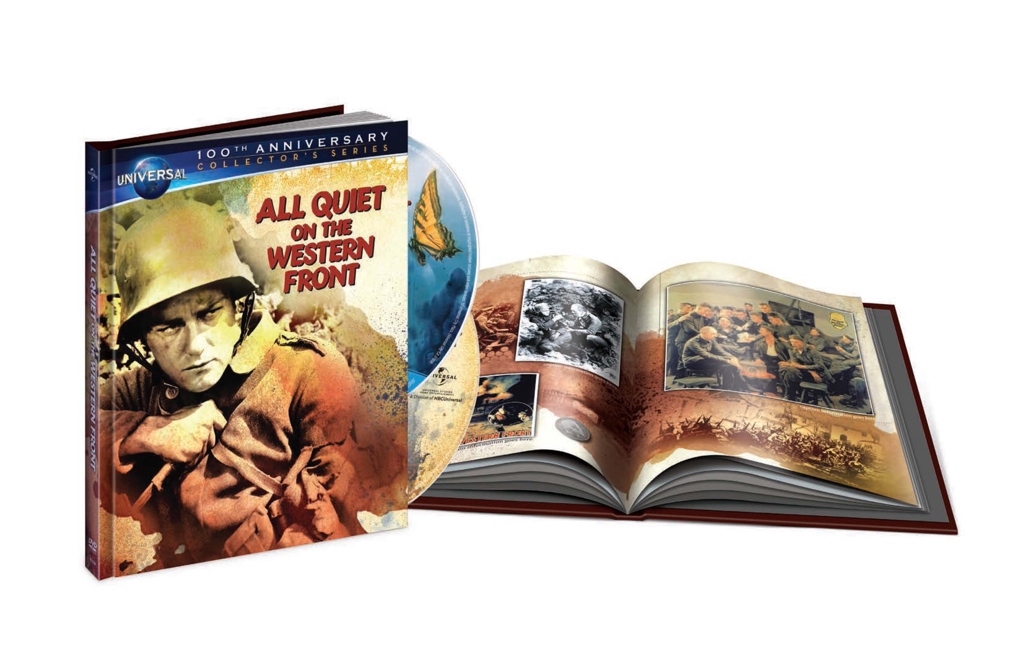 all quiet on the western front movie page dvd bluray