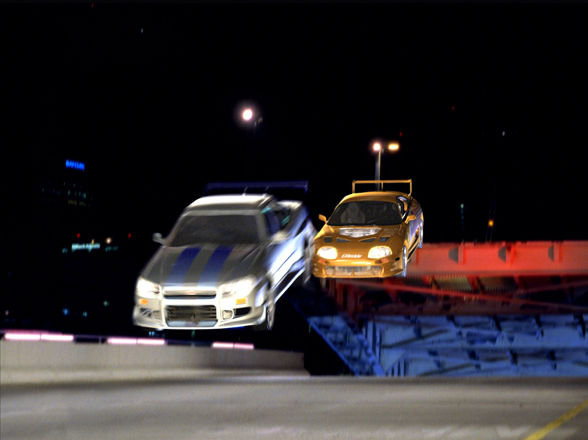 Cars In The Fast And The Furious