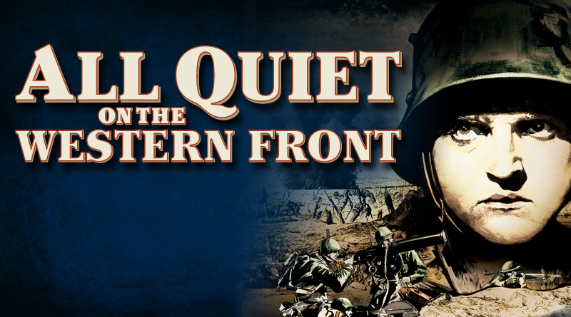 All quiet on the western front MOVIE please help?