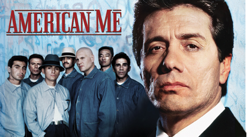 a movie analysis of american me by edward james olmos Add edward james olmos' name to the the flap may be a result of the movie's blurring a close friend of olmos' and coproducer of american me.