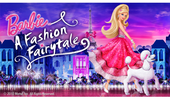 Barbie A Fashion Fairytale Life Is A Fairytale Barbie A Fashion Fairytale