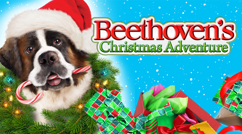 Image result for BEETHOVEN'S CHRISTMAS ADVENTURE