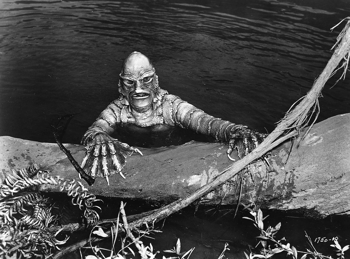 Creature From the Black Lagoon | Movie Page | DVD, Blu-ray ...