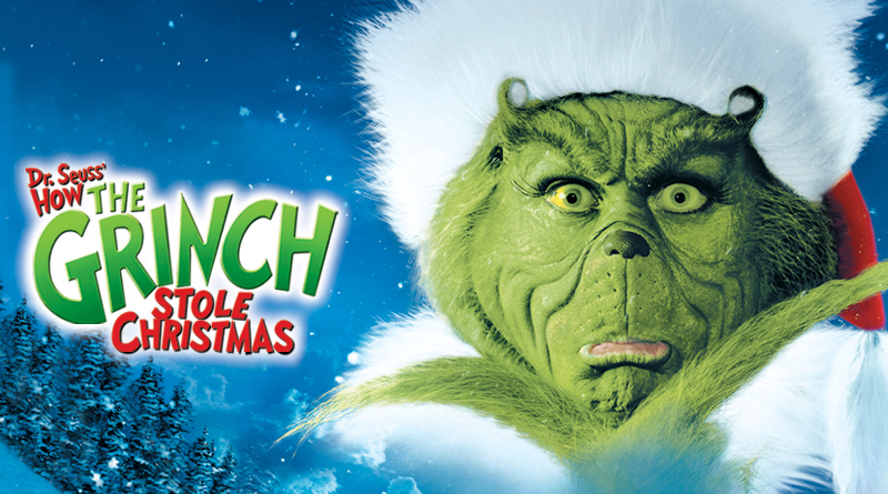 Dr. Seuss' How The Grinch Stole Christmas | Movie Page | DVD, Blu ...