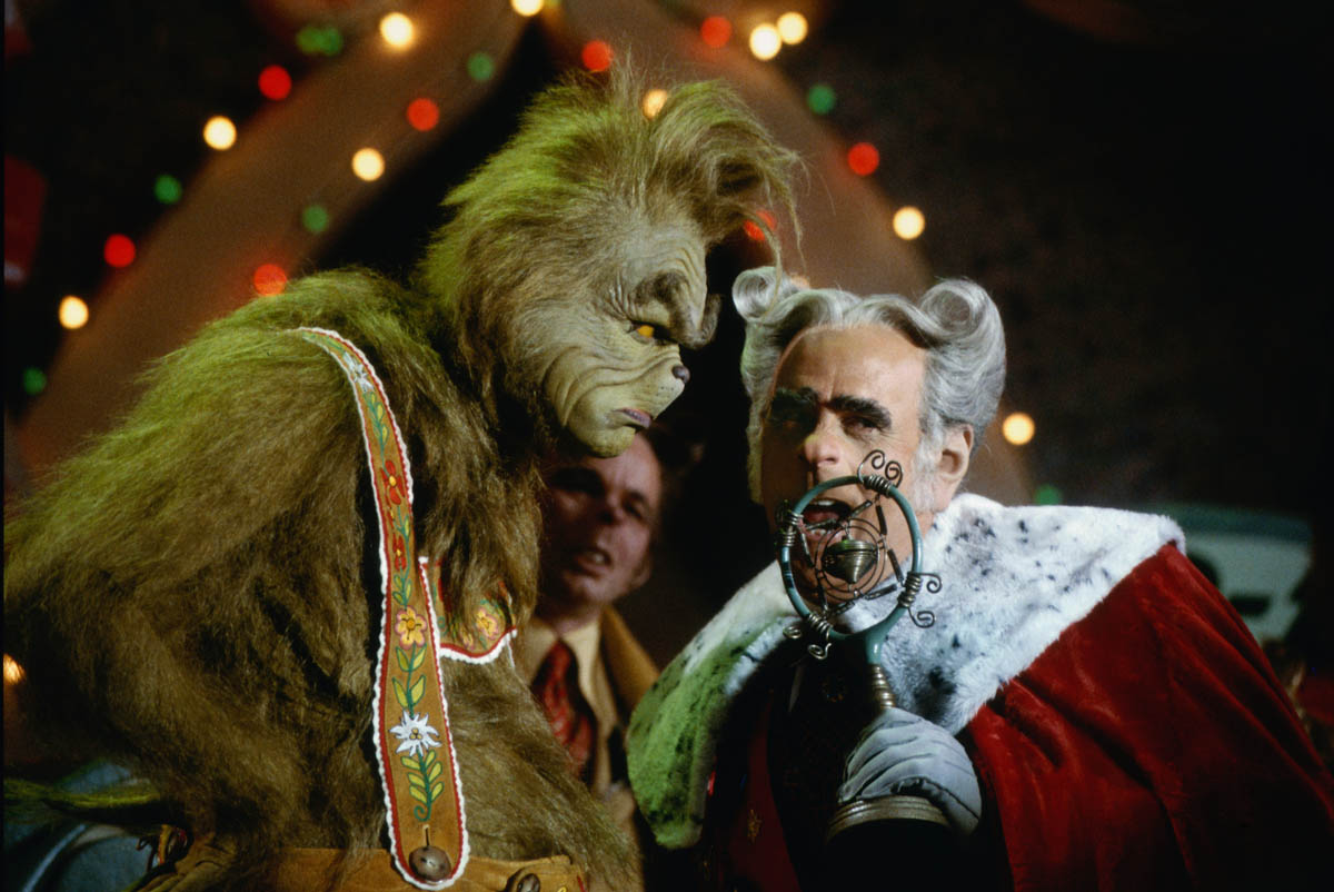 Dr. Seuss' How The Grinch Stole Christmas | Movie Page ...