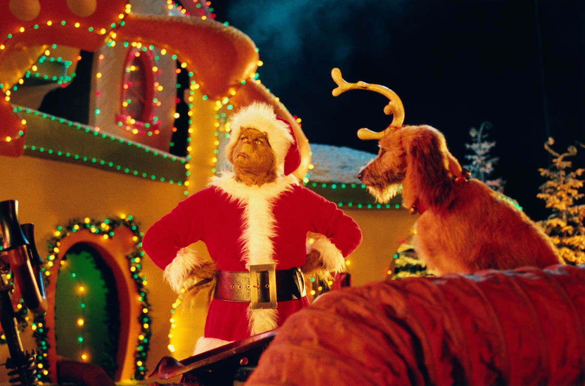 Dr. Seuss' How The Grinch Stole Christmas | Universal Pictures ...