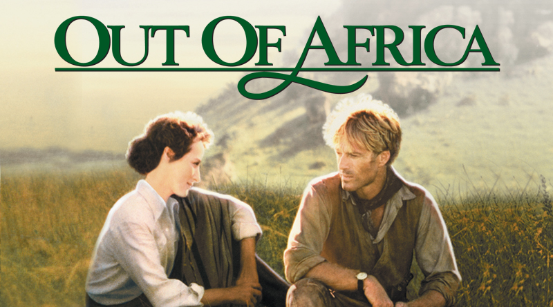 What is the out of africa thesis