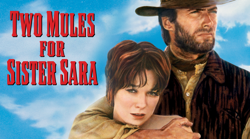 Image result for two mules for sister sara
