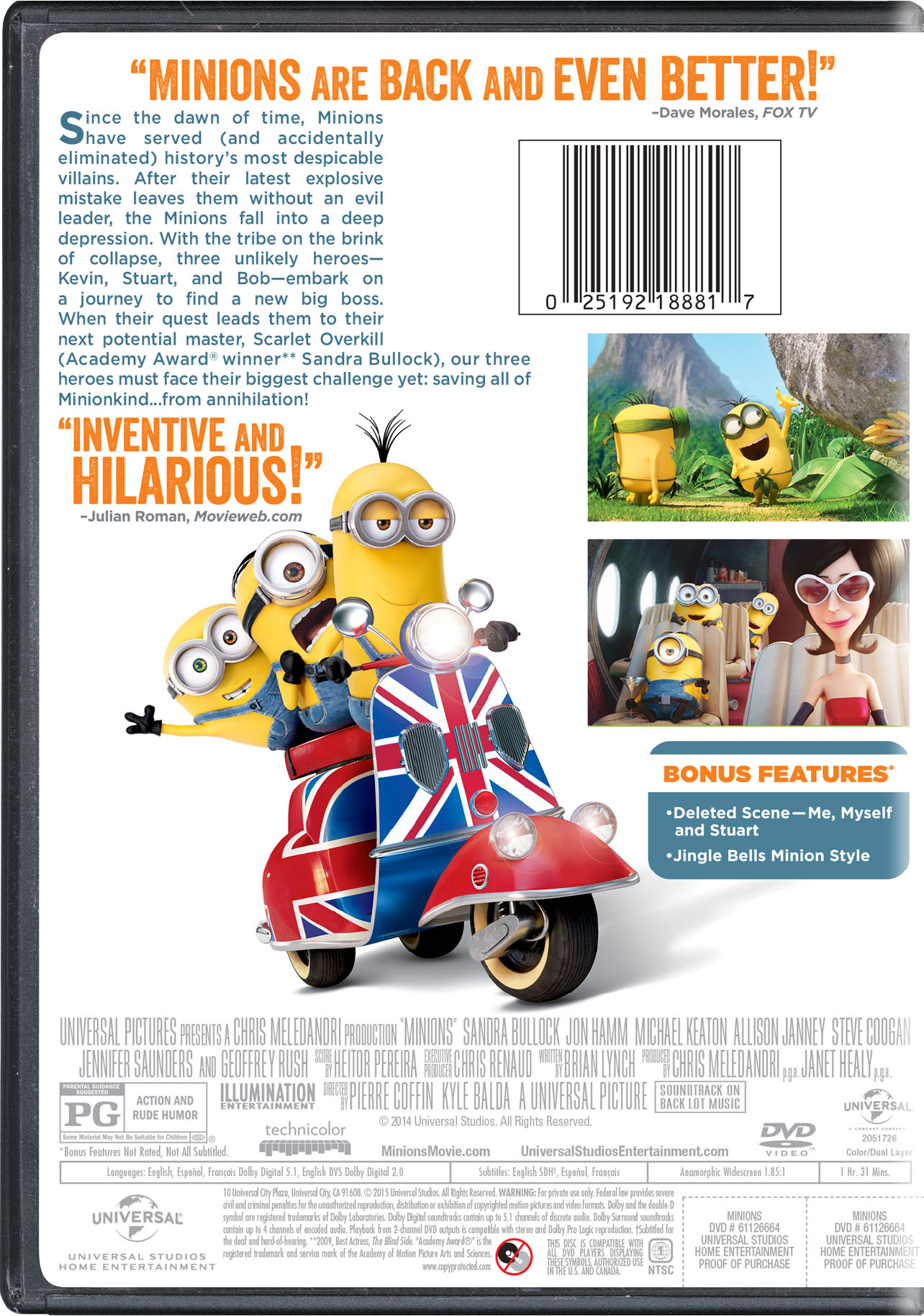 minions movie page dvd bluray digital hd on demand