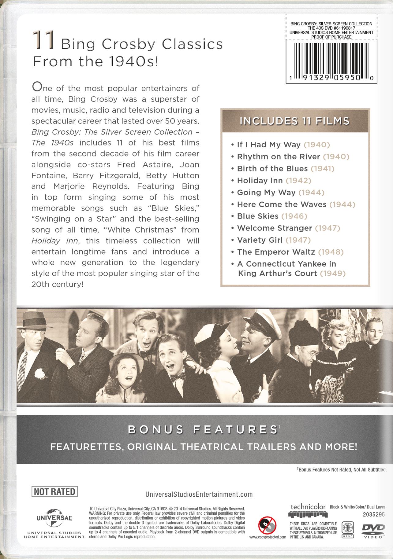 Holiday Inn   Movie Page   DVD, Blu-ray, Digital HD, On Demand ...