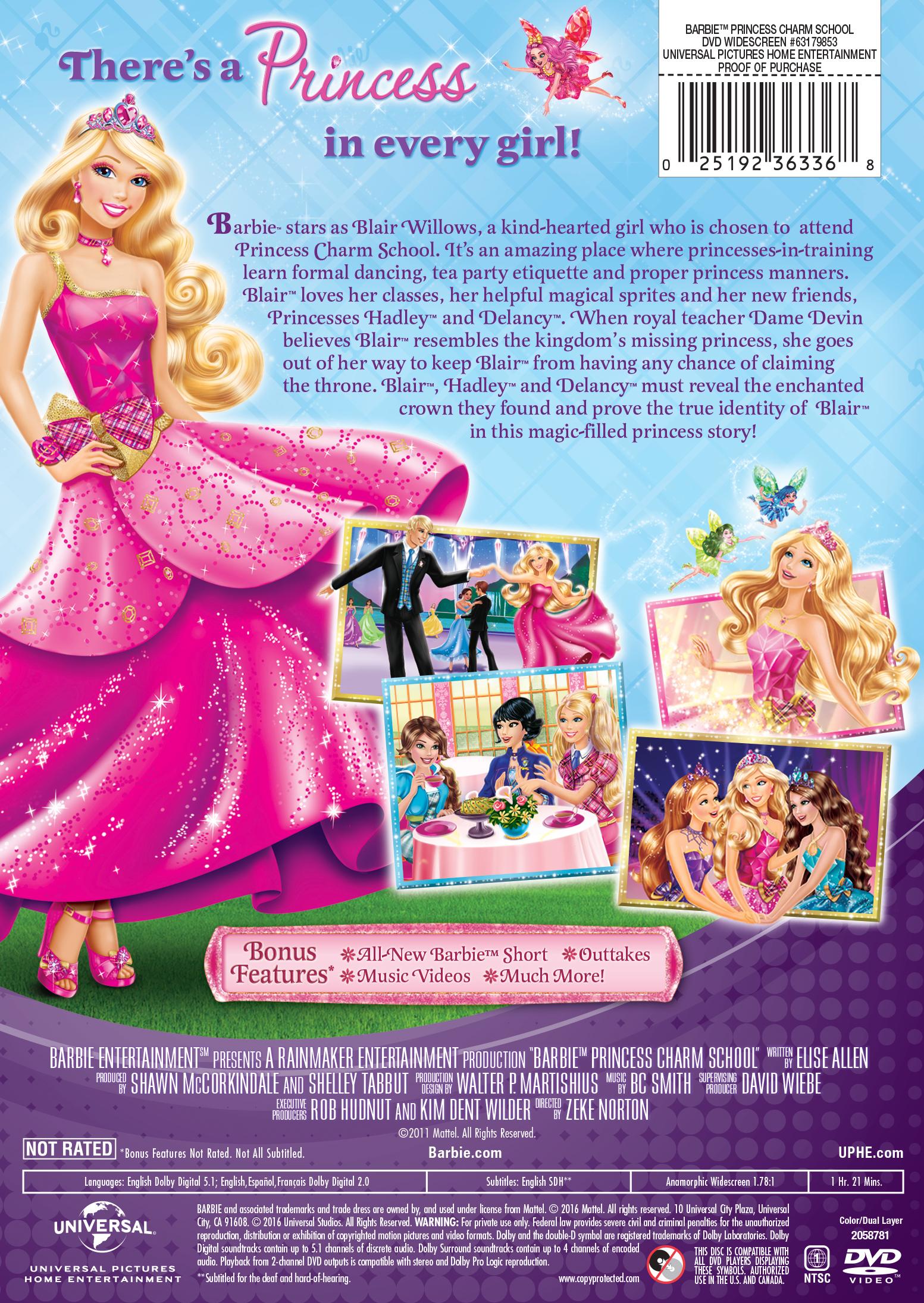 barbie princess charm school full movie free download