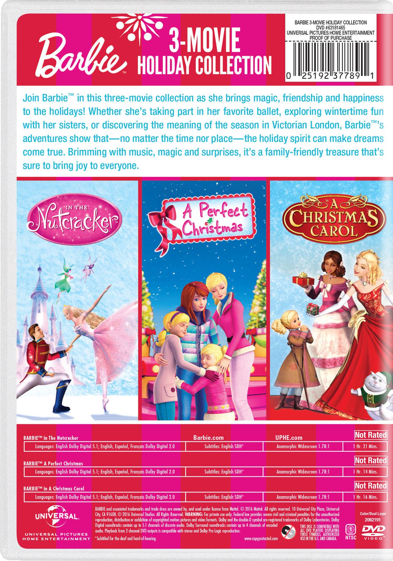 Barbie in The Nutcracker | Movie Page | DVD, Blu-ray, Digital HD, On Demand, Trailers, Downloads ...