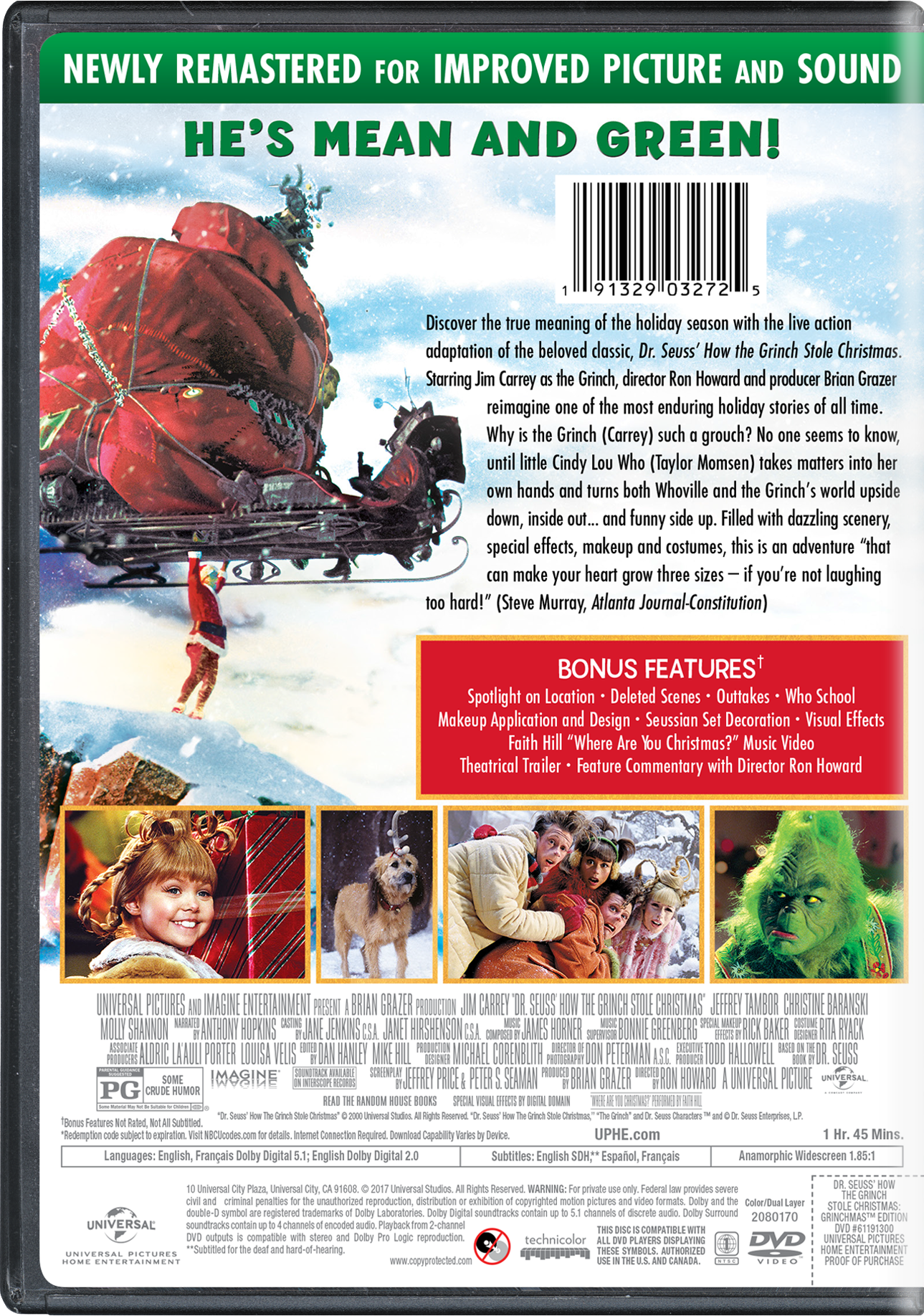 dr seuss how the grinch stole christmas - How The Grinch Stole Christmas Putlocker