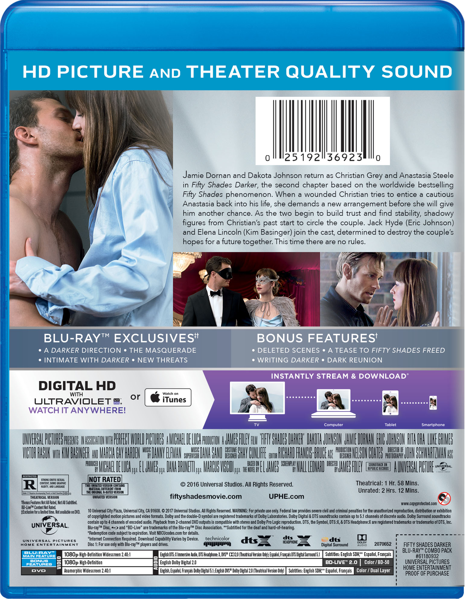 Fifty Shades Darker Movie Page Dvd Blu Ray Digital Hd On