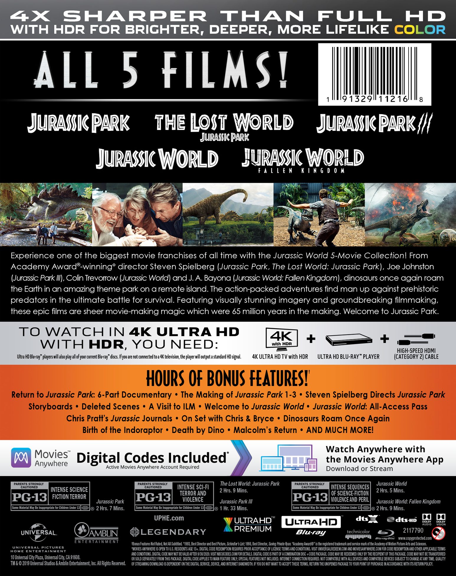 Jurassic World: Fallen Kingdom | Movie Page | DVD, Blu-ray