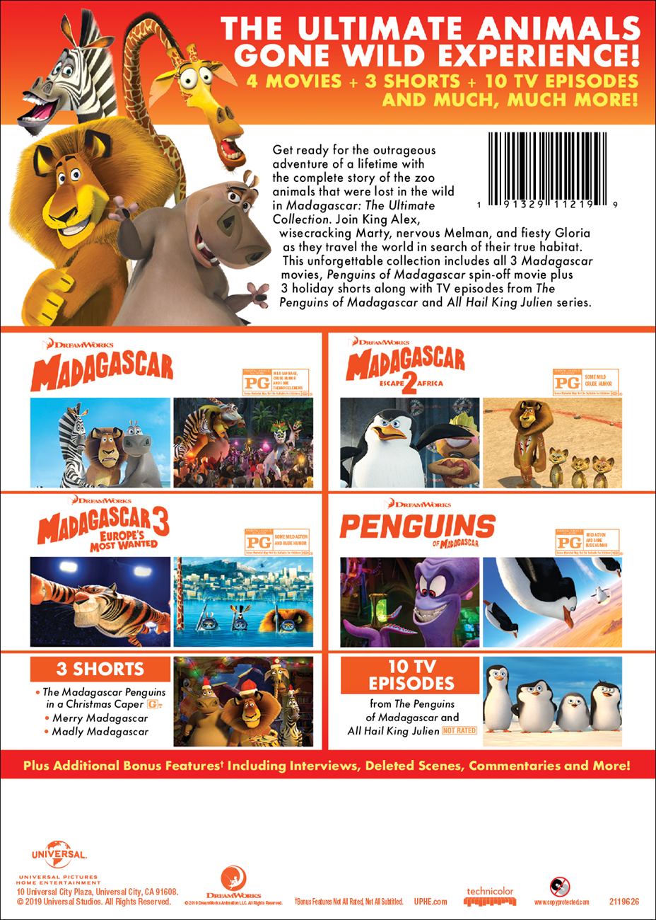 Penguins of Madagascar | Movie Page | DVD, Blu-ray, Digital