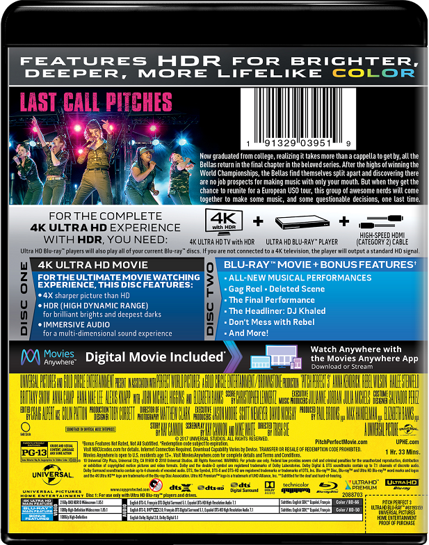 pitch perfect 3 hd movies