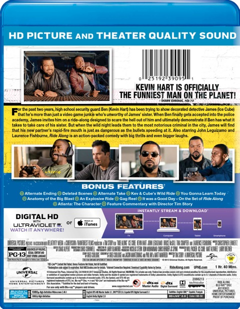 ride along 2016 torrent