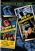 The Ghost of Frankenstein / Son of Frankenstein Double
