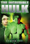 The Incredible Hulk: Season Two