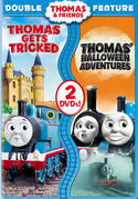 Thomas & Friends: Thomas Gets Tricked / Thomas' Halloween Adventures Double Feature