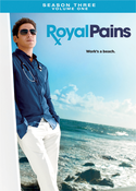 Royal Pains: Season Three - Volume One