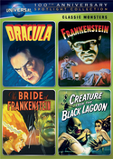 Classic Monsters Spotlight Collection