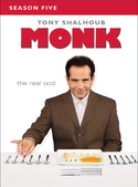 Monk: Season Five