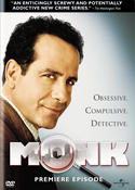 Monk - Premiere Episode