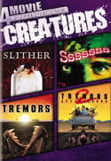 4 Movie Midnight Marathon Creatures