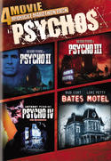 4 Movie Midnight Marathon Psychos