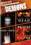 4 Movie Midnight Marathon Demons
