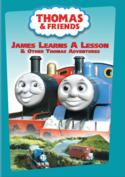 Thomas & Friends: James Learns A Lesson