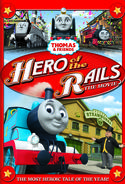 Thomas & Friends Hero of the Rails