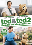 Ted & Ted 2 Thunder Buddies Collection