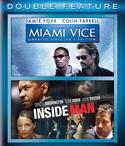 Miami Vice / Inside Man Double Feature