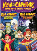 Alvin and the Chipmunks: Scare-riffic Double Feature