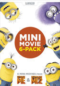 Despicable Me & Despicable Me 2 Mini Movie 6Pack