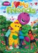 Barney: I Love My Friends