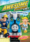 Awesome Adventures: Races, Chases & Fun