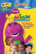 Barney: Happy Mad Silly Sad - Putting a Face to Feelings