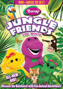 Barney: Jungle Friends - The Movie