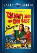 Calamity Jane and Sam Bass