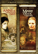 Anne of the Thousand Days / Mary, Queen of Scots 2-Movie Collection
