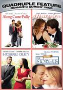 Romantic Comedy Pack Quadruple Feature