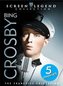 Bing Crosby Screen Legend