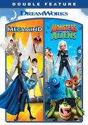 Megamind/Monsters vs. Aliens Double Feature
