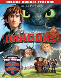Dragons Deluxe Double Feature (How to Train Your Dragon / How to Train Your Dragon 2)
