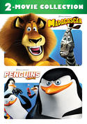 Madagascar / Penguins of Madagascar: 2-Movie Collection