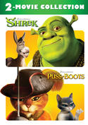 Shrek / Puss in Boots: 2-Movie Collection